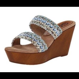 Sbicca Vintage Collection Lighthouse Wedges